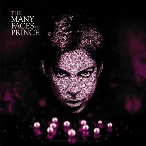 PRINCE 2xLP The Many Faces Of Prince (Purple Coloured Vinyls)