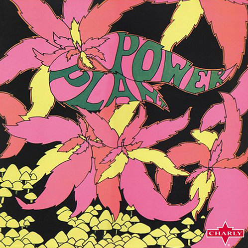 THE GOLDEN DAWN CD Power Plant (1967)