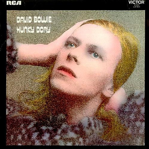 DAVID BOWIE CD Hunky Dory (Vinyl Replica)