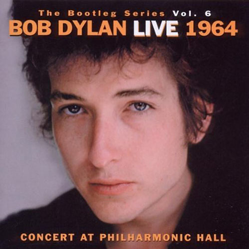 BOB DYLAN 2xCD Live 1964 Concert At Philharmonic Hall The Bootleg Series Vol. 6