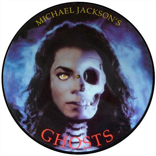 MICHAEL JACKSON LP Ghosts (Picture Disc)