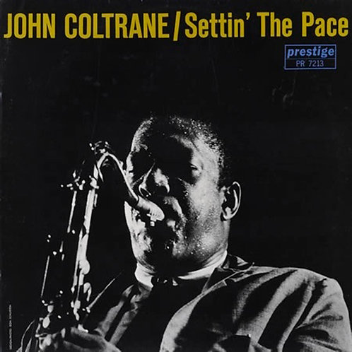 JOHN COLTRANE CD Settin' The Pace