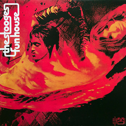 THE STOOGES LP Fun House
