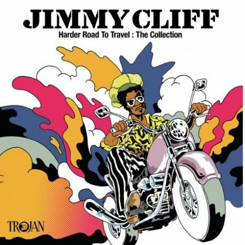 JIMMY CLIFF 2xCD Harder Road To Travel The Collection