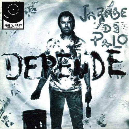 JARABE DE PALO LP+CD Depende