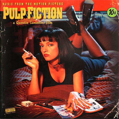 VARIOS LP Music From The Motion Picture Pulp Fiction