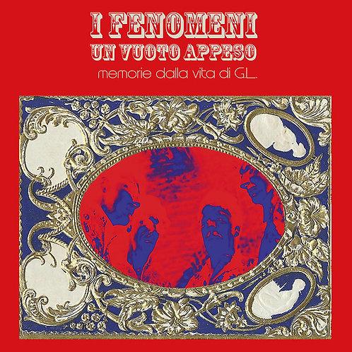 I FENOMENI LP Un Vuoto Appeso