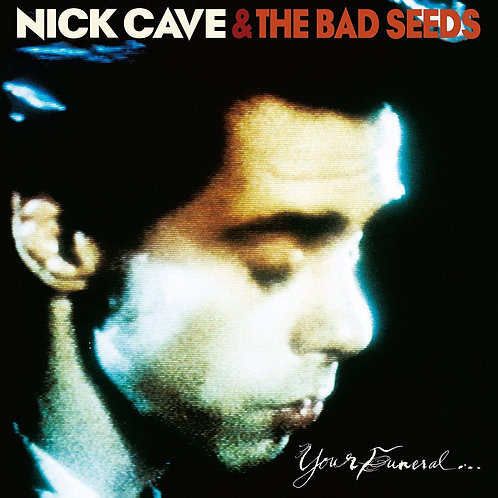 NICK CAVE & THE BAD SEEDS 2xLP Your Funeral ... My Trial