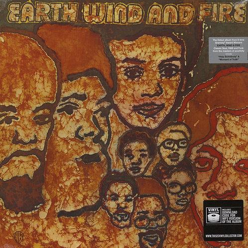 EARTH, WIND & FIRE LP Earth, Wind & Fire