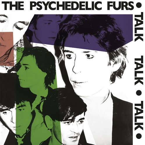 THE PSYCHEDELIC FURS LP Talk Talk Talk (180 Gram Heavyweight Vinyl)