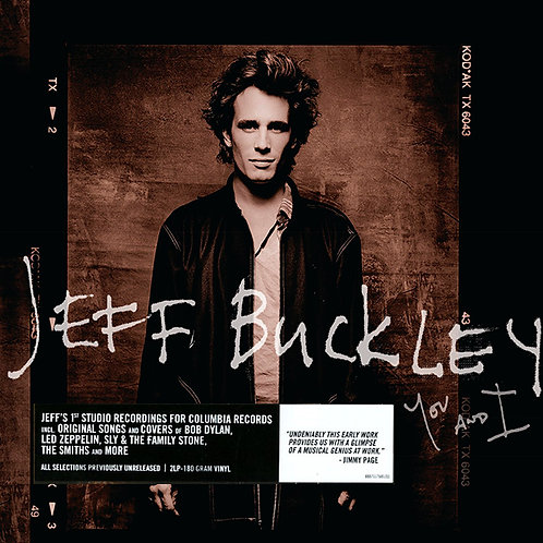 JEFF BUCKLEY 2xLP You And I