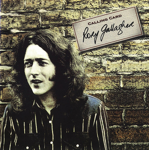 RORY GALLAGHER CD Calling Card (Remastered)