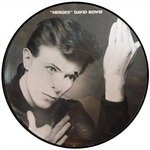DAVID BOWIE LP Heroes (Picture Disc)