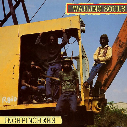 WAILING SOULS LP Inchpinchers