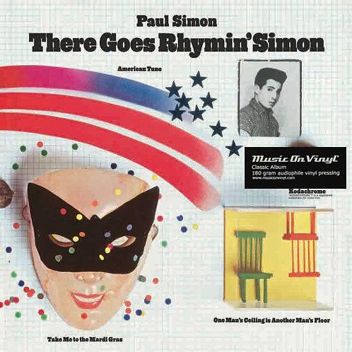 PAUL SIMON LP There Goes Rhymin' Simon (180 gram audiophile vinyl)