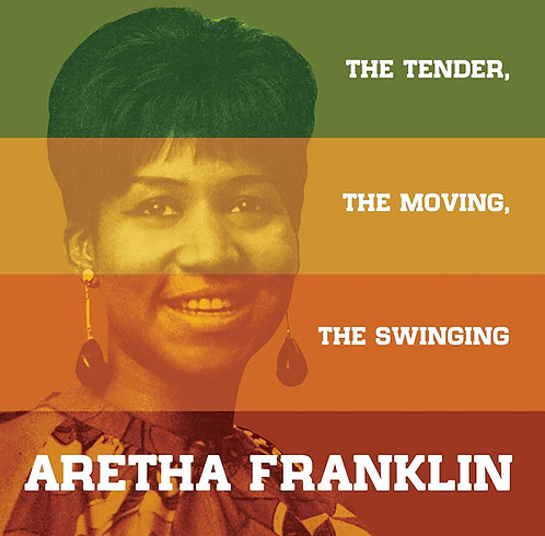 ARETHA FRANKLIN LP The Tender, The Moving, The Swinging