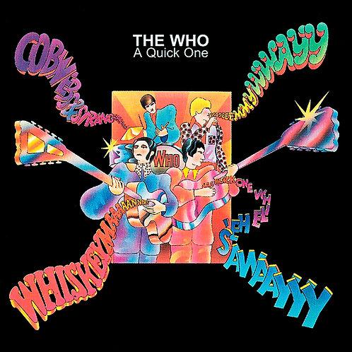 THE WHO LP A Quick One (Mono 180 gram)