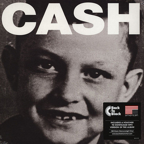 JOHNNY CASH LP  American VI: Ain't No Grave