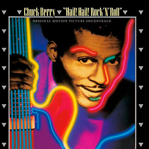 CHUCK BERRY CD Hail! Hail! Rock 'N' Roll Original Motion Picture Soundtrack