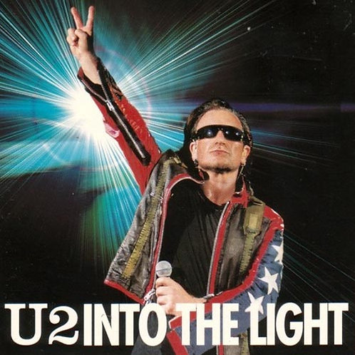 U2 CD Into The Light (Live 2005 Digipack)