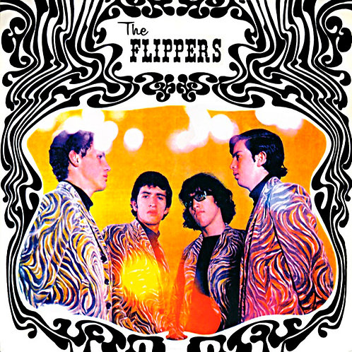 THE FLIPPERS LP Psicodelicias (Colombia)
