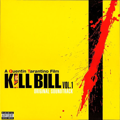 OST LP Kill Bill Vol 1 (Tarantino Soundtrack)