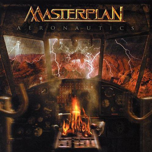 MASTERPLAN 2xLP Aeronautics (Magenta Coloured Vinyl)