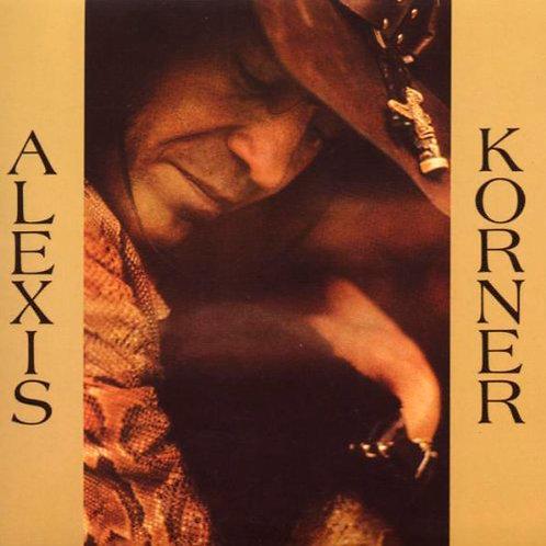 ALEXIS KORNER CD Alexis Korner + Bonus Tracks