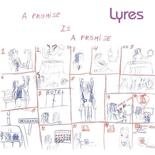 LYRES CD A Promise Is A Promise + Bonus Tracks