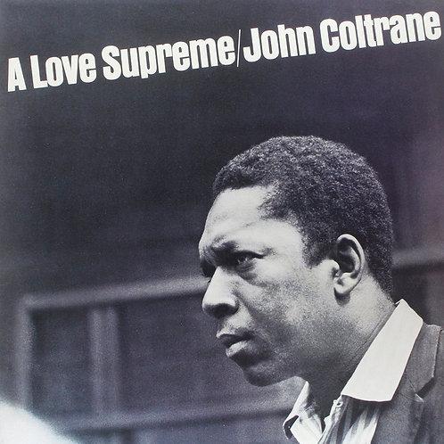 JOHN COLTRANE LP A Love Supreme