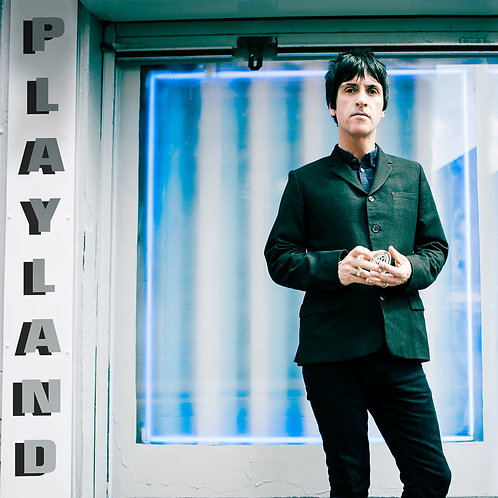 JOHNNY MARR (The Smiths) LP Playland