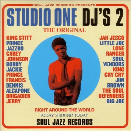 VARIOUS CD Studio One DJ's 2