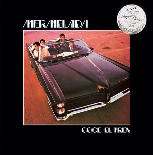 MERMELADA LP Coge El Tren (40 Aniversario Chapa Discos)