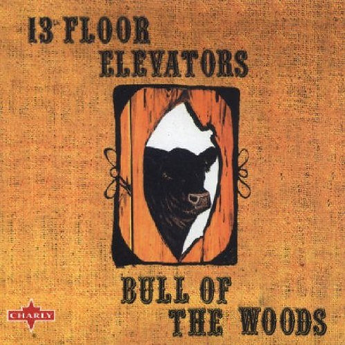 13TH FLOOR ELEVATORS CD Bull Of The Woods