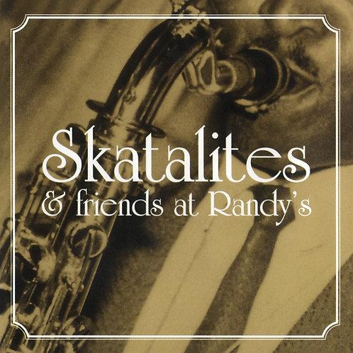 SKATALITES & FRIENDS LP Skatalites & Friends At Randy's