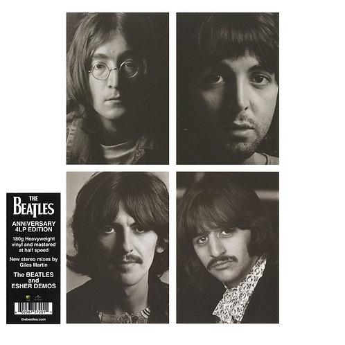 BEATLES 4xLP BOX SET White Album and Esher Demos (50th Anniversary Edition)