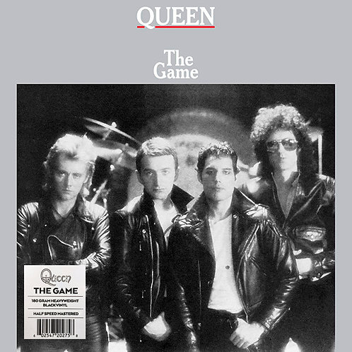 QUEEN LP The Game (Half Speed Mastered)