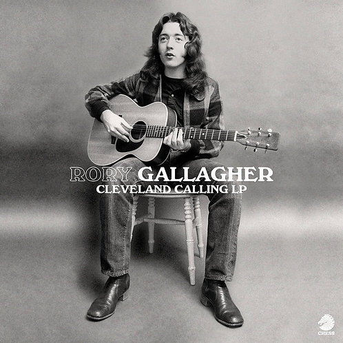 RORY GALLAGHER LP Cleveland Calling (RSD Drops October 2020)
