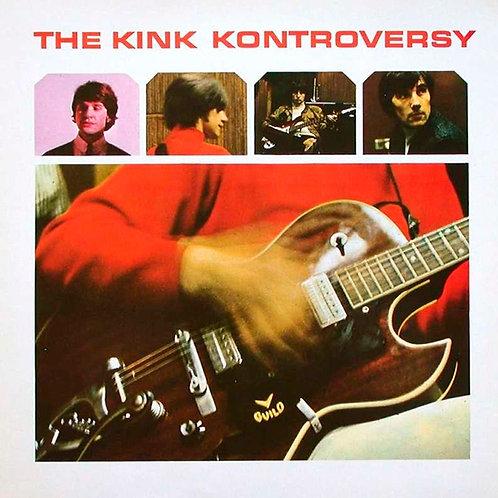 THE KINKS CD Kontroversy + Bonus Tracks