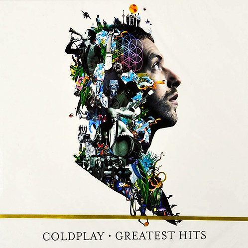 COLDPLAY 2xCD Greatest Hits