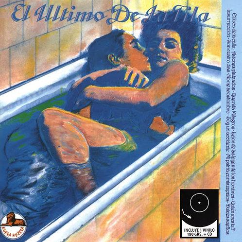 EL ULTIMO DE LA FILA LP+CD Nuevas Mezclas