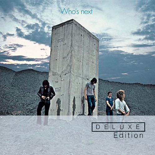 THE WHO 2xCD Who's Next (Deluxe Edition)