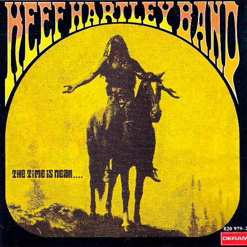 KEEF HARTLEY BAND CD The Time Is Near