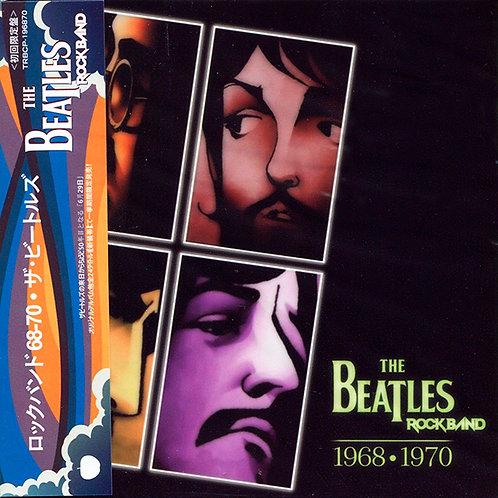 BEATLES CD Rockband 1968-1970 (Japan)