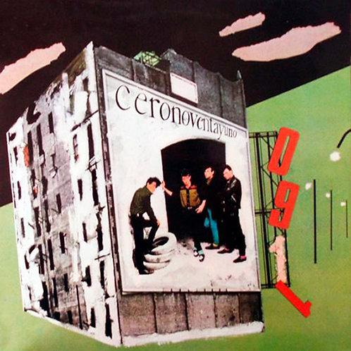 091 LP+CD Cementerio De Automóviles