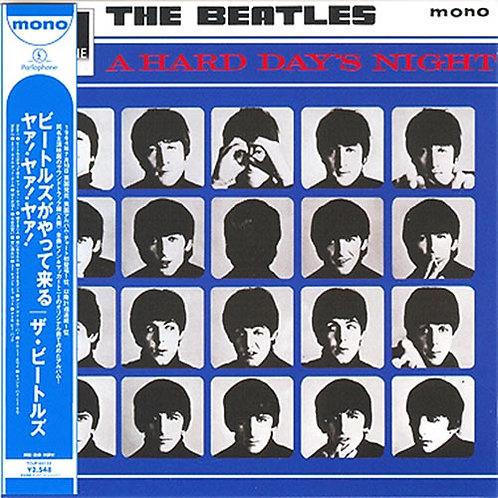BEATLES CD A Hard Day's Night Mono (Japan)