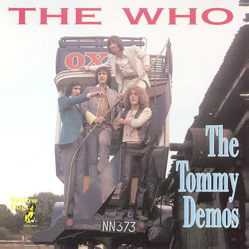 THE WHO CD The Tommy Demos