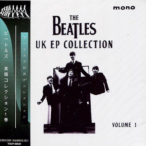 BEATLES CD UK EP Collection Volume 1 1963-1964 (Japan)