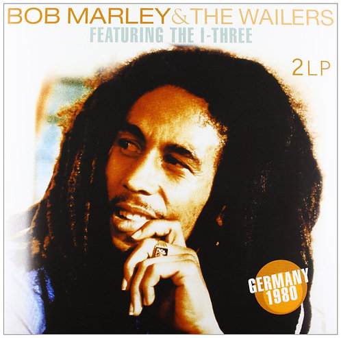 BOB MARLEY & THE WAILERS 2xLP Germany 1980
