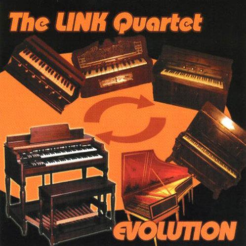 LINK QUARTET CD Evolution
